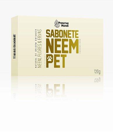Sabonete Repelente de Neem - Preserva Mundi 120g