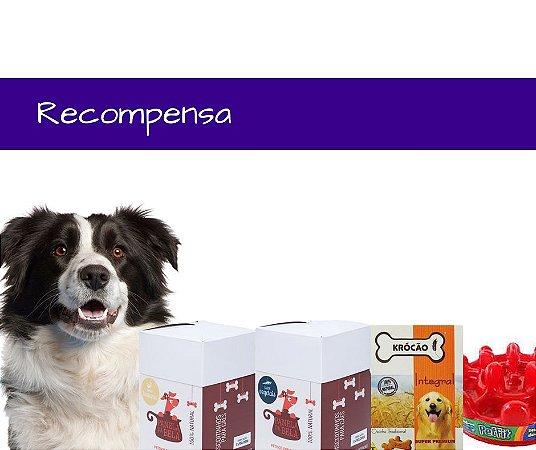 Oferta Kit 3 – Kit Recompensa, Ideal Para Treinar Seu Pet