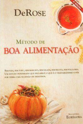 Livro Método de Boa Alimentação
