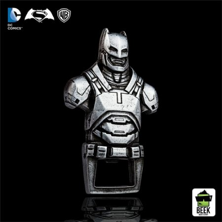 Abridor de Garrafas Batman Vs Superman ARMADURA BATMAN - Beek
