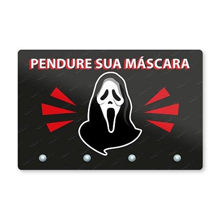Pendura Máscara 20x13cm - PANICO