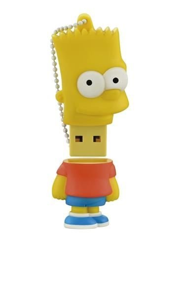 Pen Drive Simpsons Bart - 8GB