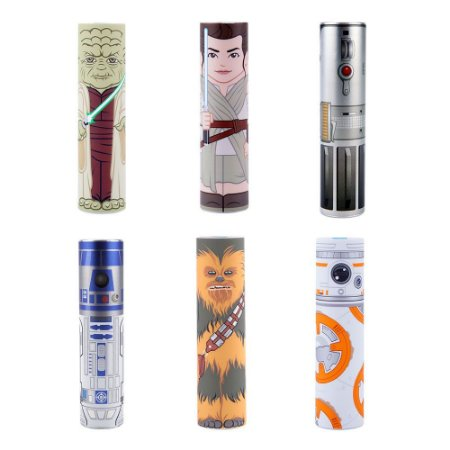 Kit Power Banks Mimoco Star Wars Rebeldes