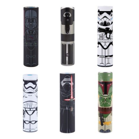 Kit Power Banks Mimoco Star Wars Imperio