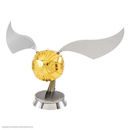 Mini Réplica de Montar HARRY POTTER Pomo de Ouro