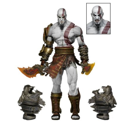 Action Figure KRATOS God Of War 3 - Neca