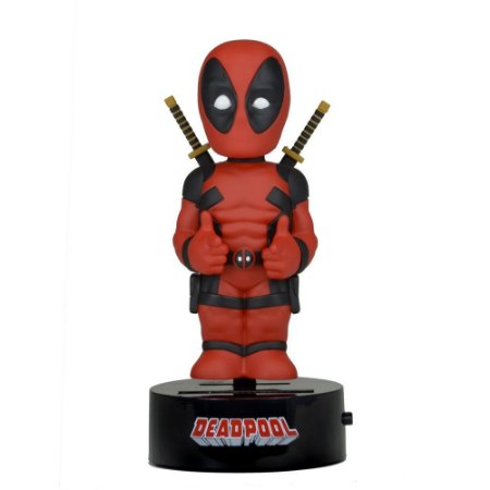 Estatueta Body Knocker DEADPOOL - Neca