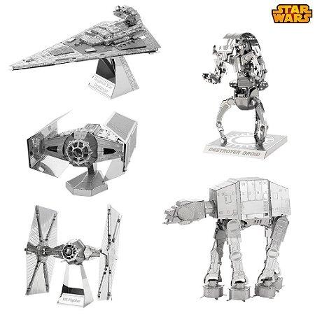 Kit Mini Réplicas de Montar STAR WARS Império