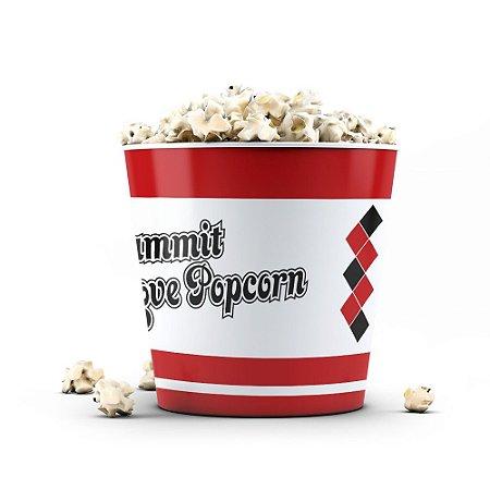 Balde de Pipoca I Love Popcorn - Beek