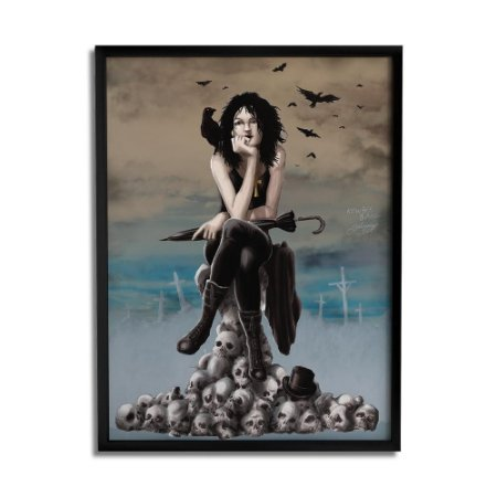 Quadro Decorativo Death By Baal's - Beek