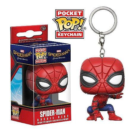 Chaveiro Funko Pop! Spider-Man - Homem Aranha