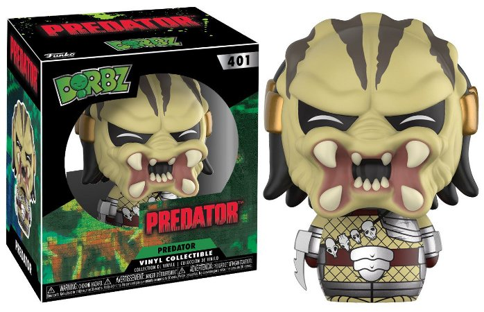 Estatueta Funko Dorbz Predator