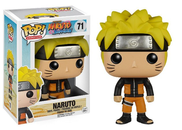Estatueta Funko Pop! Animation Naruto - Naruto