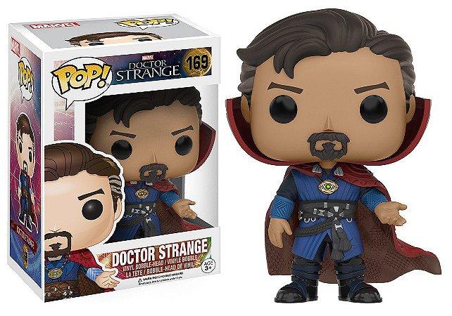 Estatueta Funko Pop! Marvel Dr. Strange - Doutor Estranho
