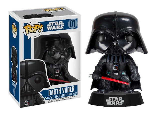 Estatueta Funko Pop! Star Wars - Darth Vader