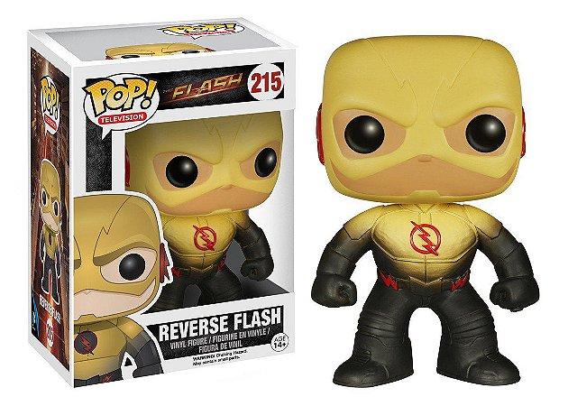 Estatueta Funko Pop! Television Flash - Reverse Flash