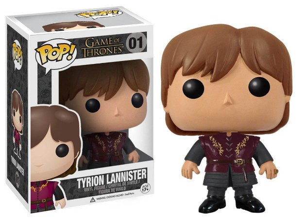 Estatueta Funko Pop! Television Game Of Thrones - Tyrion Lannister