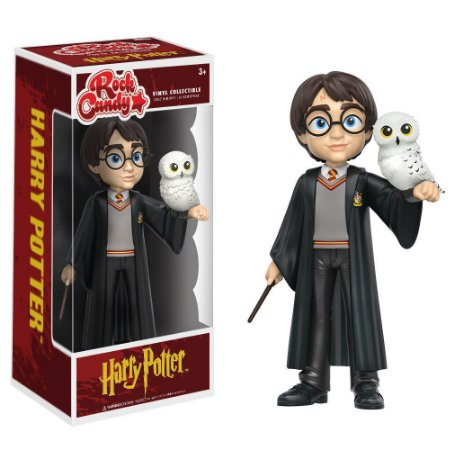 Estatueta Funko Rock Candy Harry Potter - Harry Potter