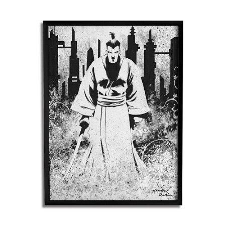 Quadro Decorativo Samurai By Baal's - Beek