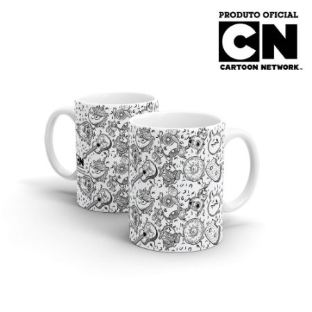 Caneca Cartoon Network OFF Mix 2 Fofo