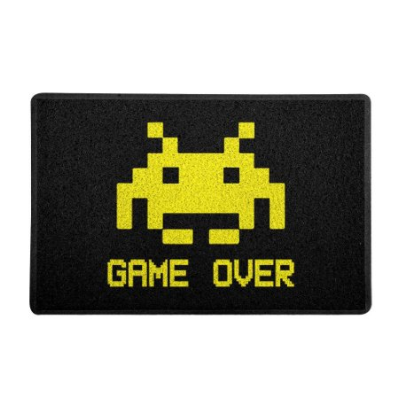 Capacho 60x40cm GAME OVER - Beek
