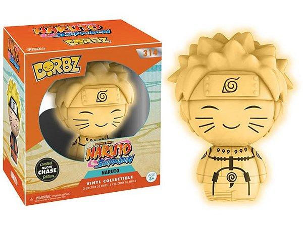 """Estatueta Funko Dorbz Naruto - Naruto """"RARO"""""""