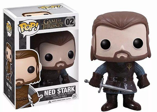 Estatueta Funko Pop! Game Of Thrones - Ned Stark