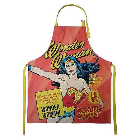 Avental Wonder Woman - Dc Comics