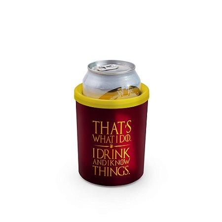 Porta Latas 350ml I DRINK - Beek
