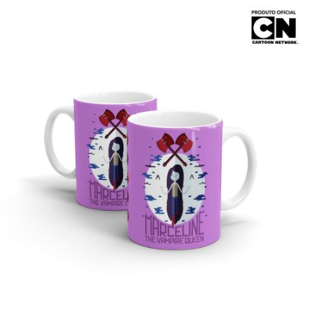 Caneca Cartoon Network HORA DE AVENTURA Marceline - Beek