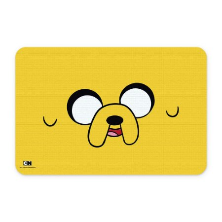 Tapete 60x40 Cartoon Network HORA DE AVENTURA Jake Rosto
