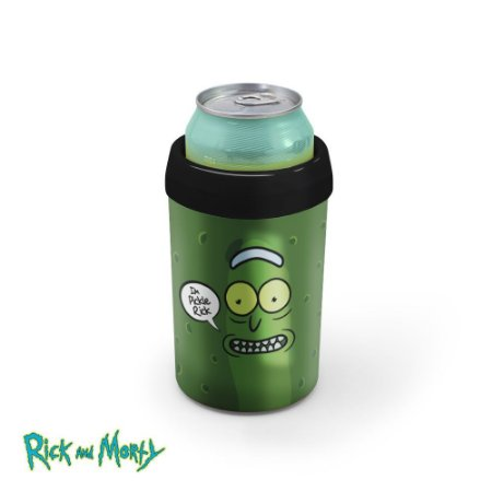 Porta Latão e Litrinho Rick and Morty PICKLE - Beek