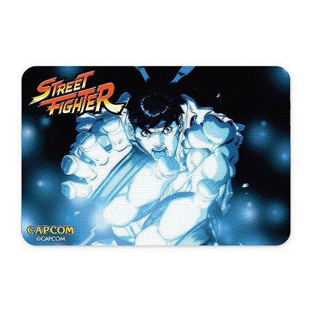 Tapete 60x40 Street Fighter - Hadouken