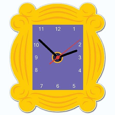 Relógio de Parede - OLHO MÁGICO AMIGOS
