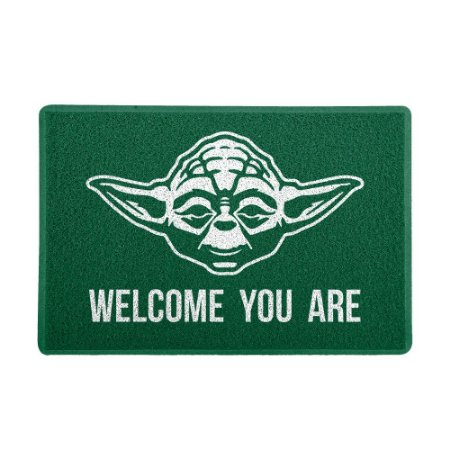 Capacho 60x40cm Welcome you are - Beek