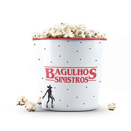 Balde de Pipoca 3,5 litros - BAGULHOS SINISTROS