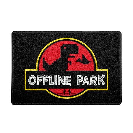 Capacho 60x40cm Offline Park - Beek