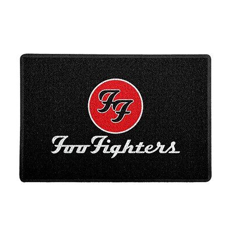 Capacho 60x40cm Foo Fighters 01 - Beek
