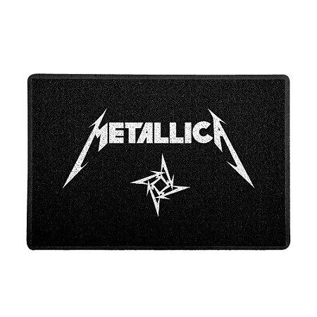Capacho 60x40cm Metallica - Beek