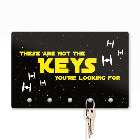 Porta Chaves 20x13 - STAR KEYS