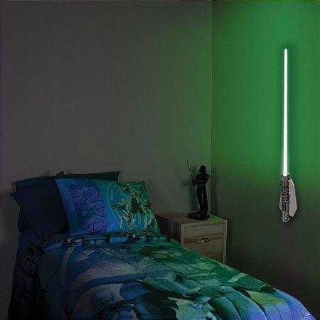 Luminária Uncle Milton Star Wars Sabre De Luz Luke Skywalker