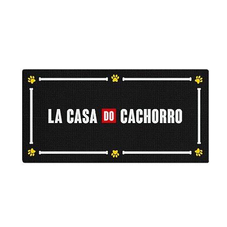 Tapete Pet - LA CASA DO CACHORRO