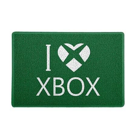 Capacho 60x40cm - I Love Xbox