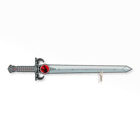 Porta Chaves 60x11 - Espada da Justiça GRANDE
