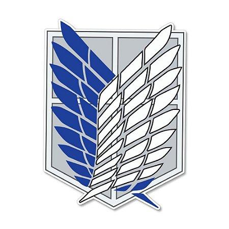 Placa Decorativa 24x18 - Asas da Liberdade