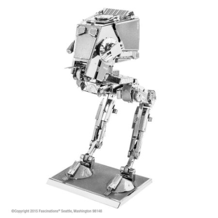 Mini Réplica de Montar STAR WARS AT-ST