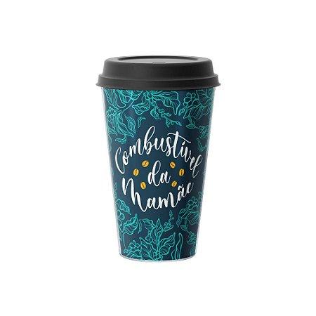 Copo de Café - Combustível da Mamãe