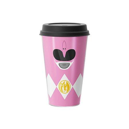 Copo Café 500ml - Power Rosa