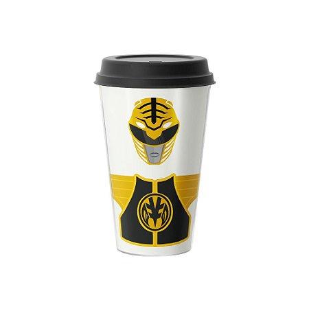 Copo Café 500ml - Power Branco