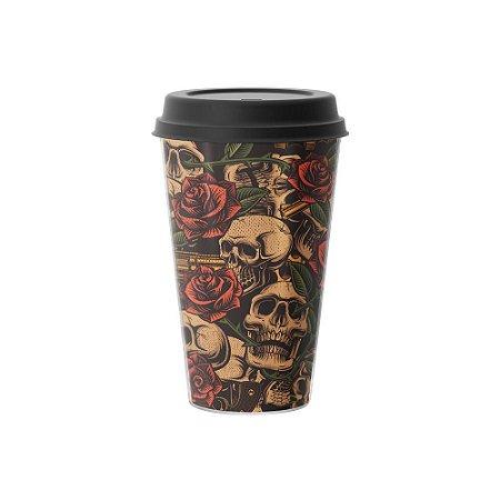 Copo Café 500ml - TATTOOS